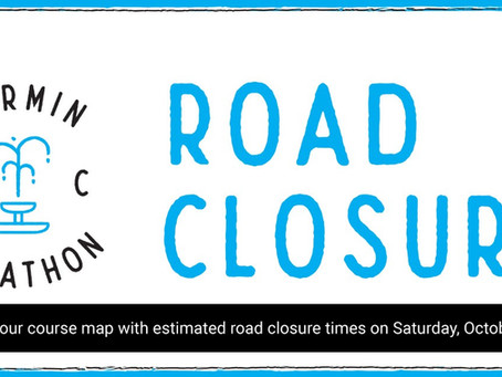 Garmin KC Marathon Road Closures for October 16