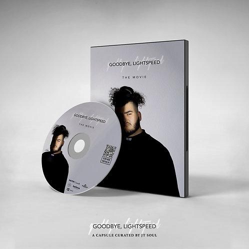 Goodbye, Lightspeed: The Movie DVD