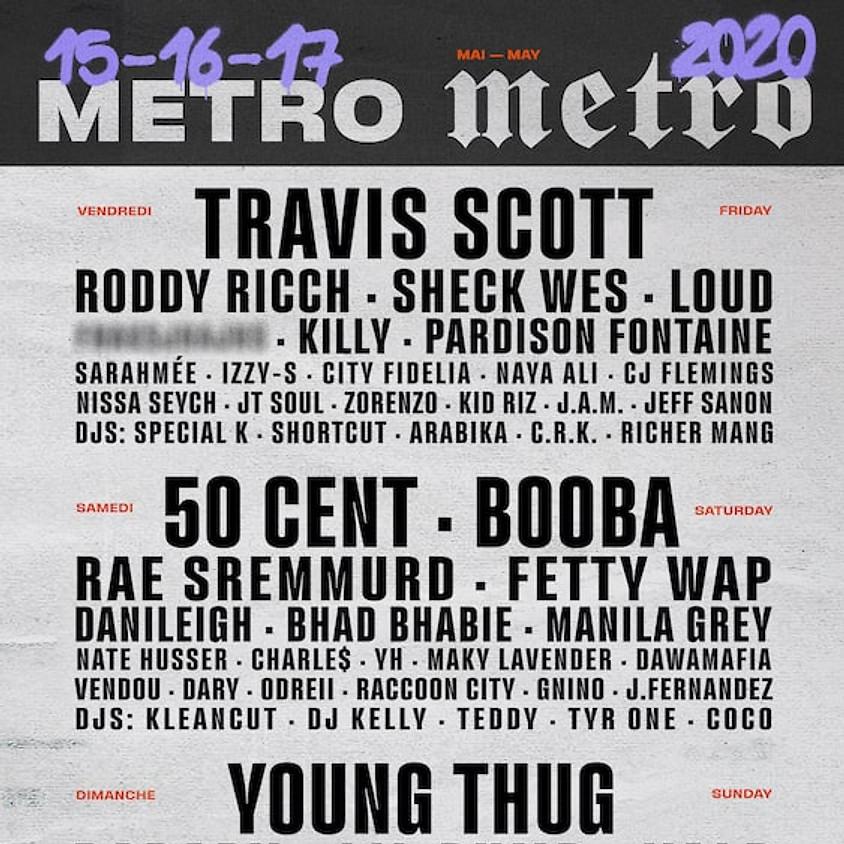 Metro Metro 2020