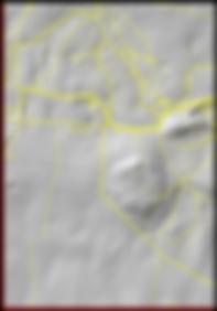 Skyggekort som baggrund for tegning af skovkort