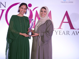 """Oman Women Of The Year Award, 2019"""
