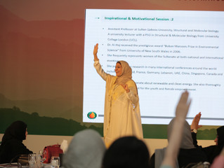 Oman oil group 1st Woman's gathering