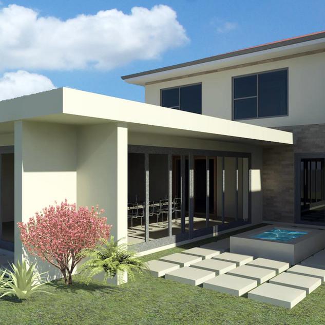 house sunward