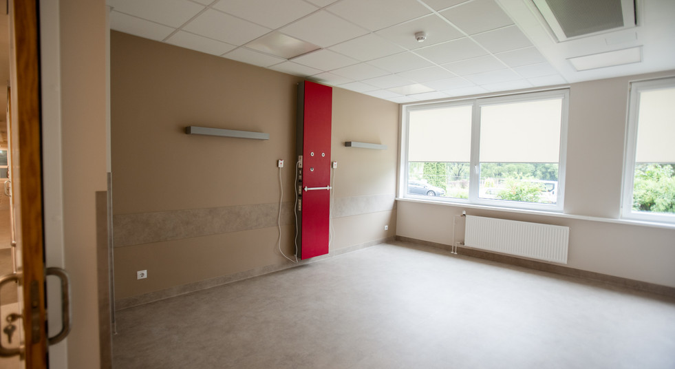 Vidzemes slimnīca, Valmiera, Latvija