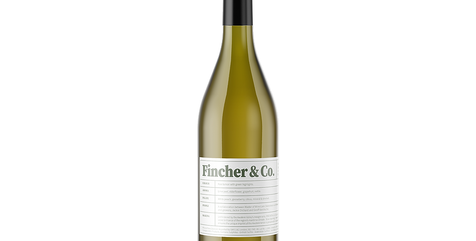 Fincher & Co Sauvignon Blanc 2018 - Awatere Valley