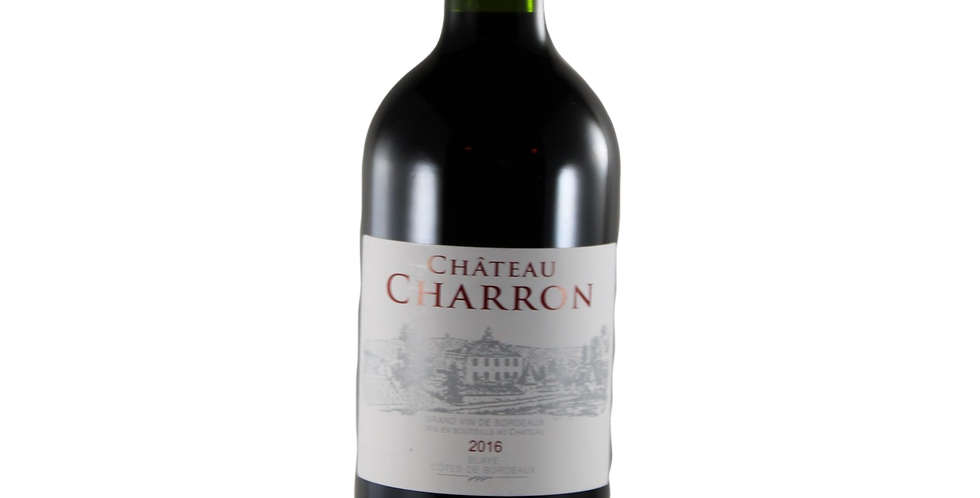 Chateau Charron 2016, Blaye, Cotes de Bordeaux