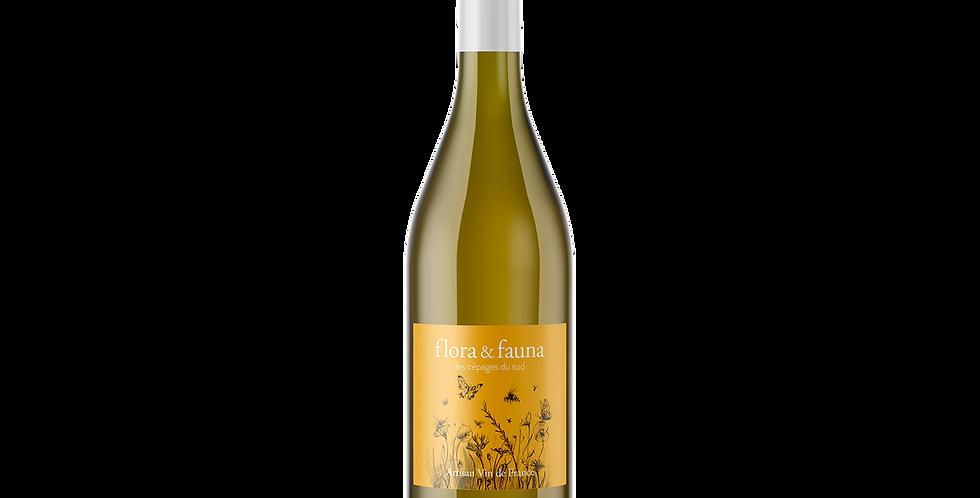 Flora & Fauna White 2018 - Artisan Vin de France