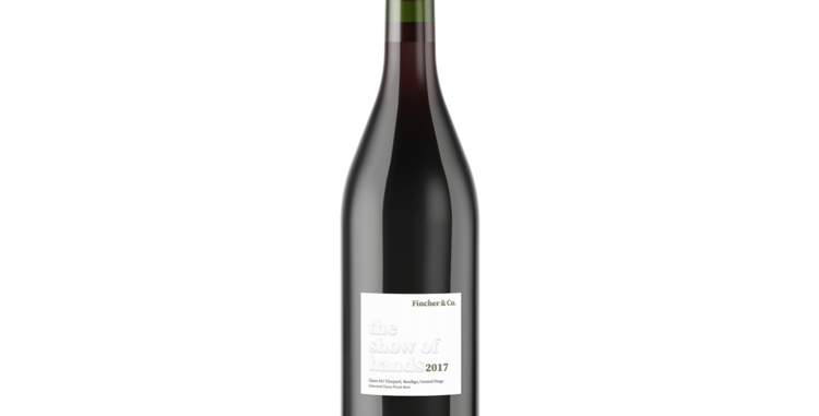The Show of Hands Pinot Noir 2017 - Central Otago