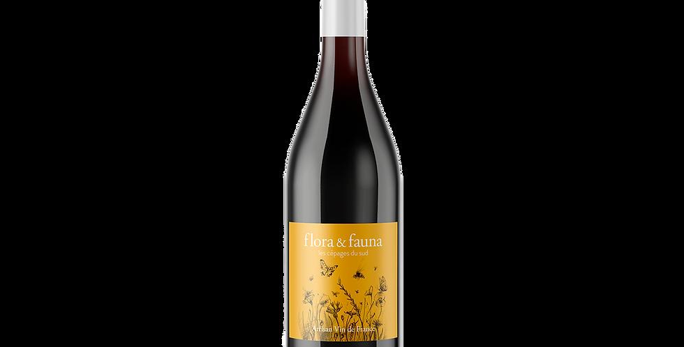 Flora & Fauna Rouge 2018 - Artisan Vin de France
