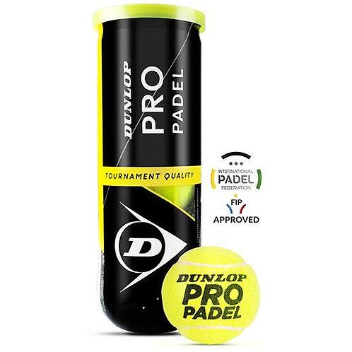 Dunlop Padel Balls Pro