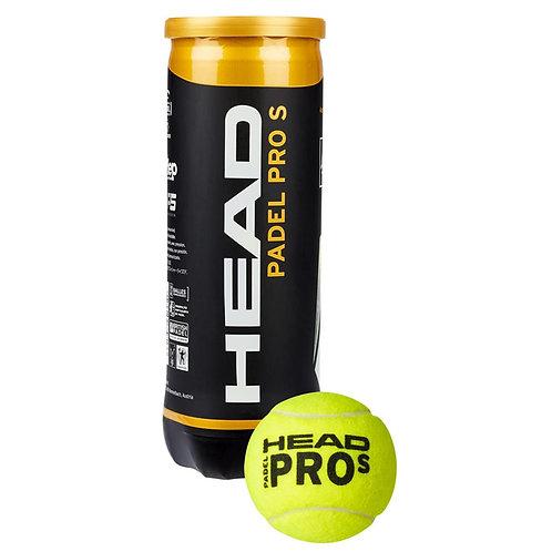 Head Padel Balls Pro S