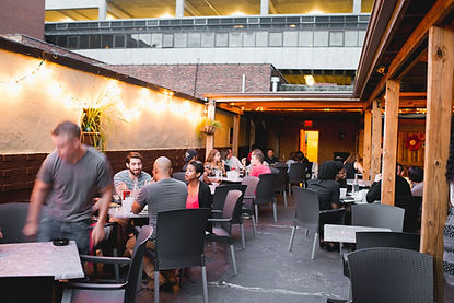 The Lockview, Akron Ohio, Gourmet Grilled Cheese Restaurant & Bar, Rooftop Patio, Akron