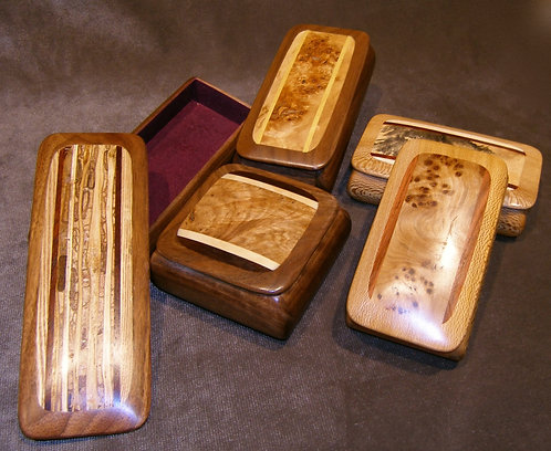 Rustic Arts Boxes