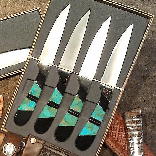 Santa Fe Steak Knife Set