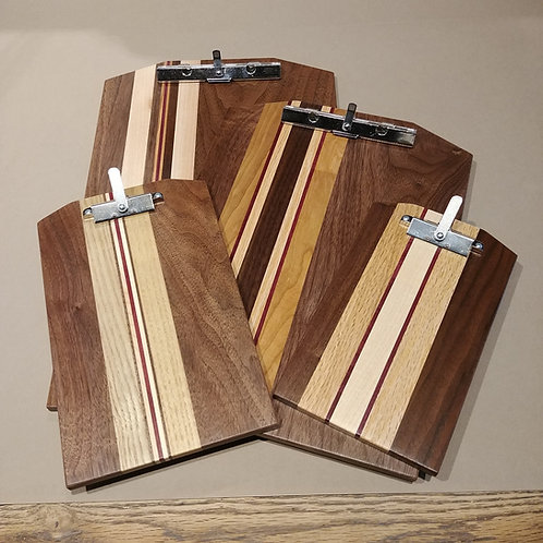 Wood Clip Boards