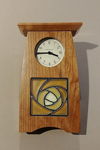 Small Shelf Clock