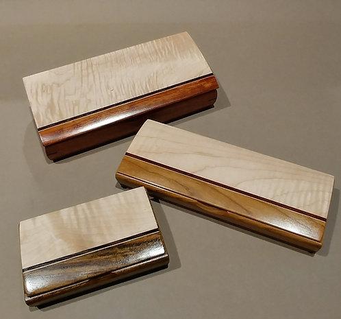 Wood 'Treasure' Boxes