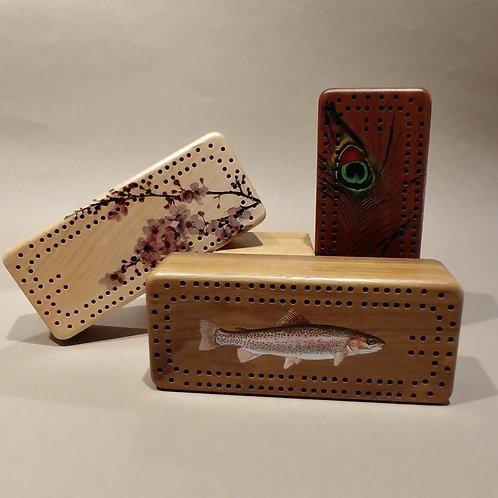Cribbage Boxes
