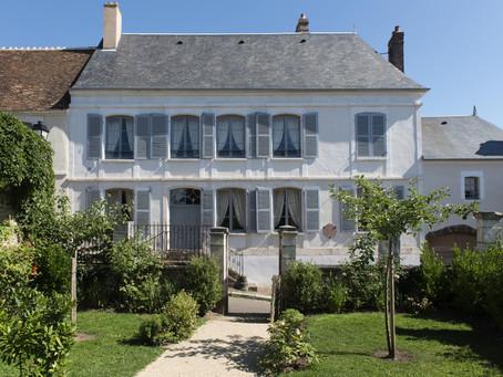 L'Illustre Colette et sa maison natale