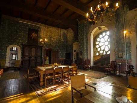 Interview du patrimoine confiné - le donjon de Moret