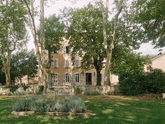 Interview du patrimoine confiné - le château des Salles
