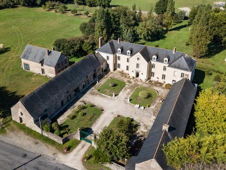 Interview du patrimoine confiné - le manoir de Bel Ébat