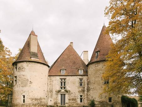 Interview du patrimoine confiné - le château de Bellenaves
