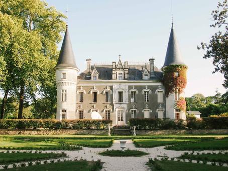 Interview du patrimoine confiné - le château Belle Époque