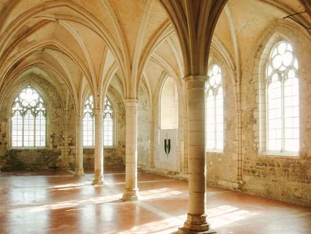 Interview du patrimoine confiné - l'abbaye de Reigny