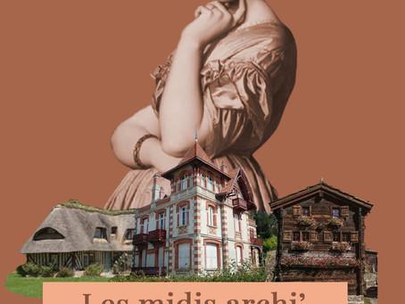 Les midis archi' à la découverte de nos identités régionales - La Bourgogne