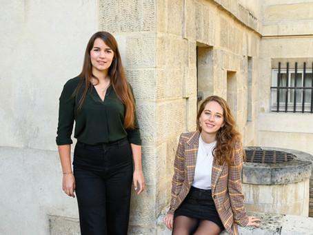 Aliénor & Marie sont heureuses de vous présenter Alma Héritage !