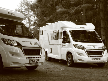 7 Day Motorhome Route Idea! Guaranteed to see some of Scotland's beautiful scenery!