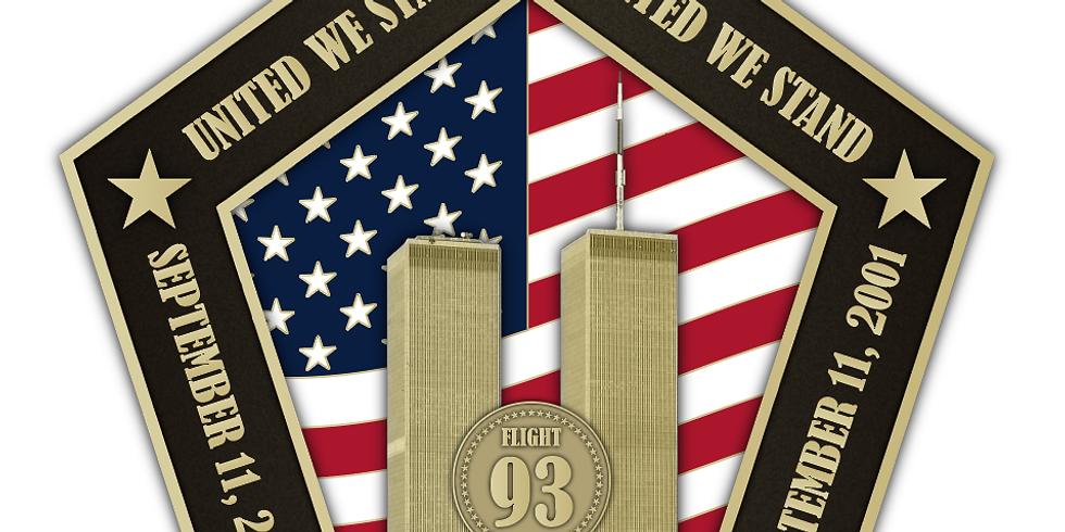 9/11 Memorial Virtual Race Challenge