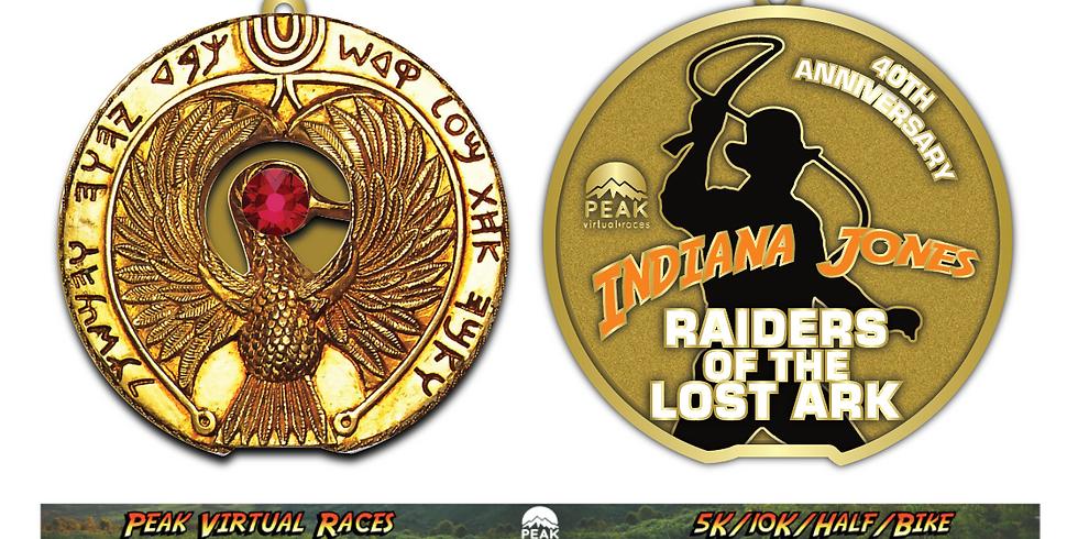 Indiana Jones 40th Anniversary Virtual Race