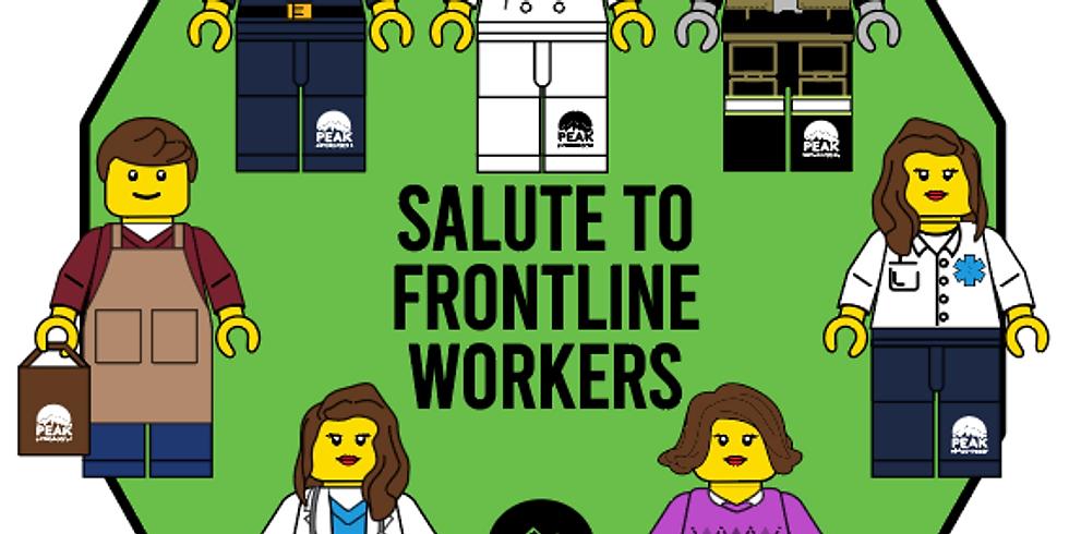 LEGO FRONTLINE WORKERS