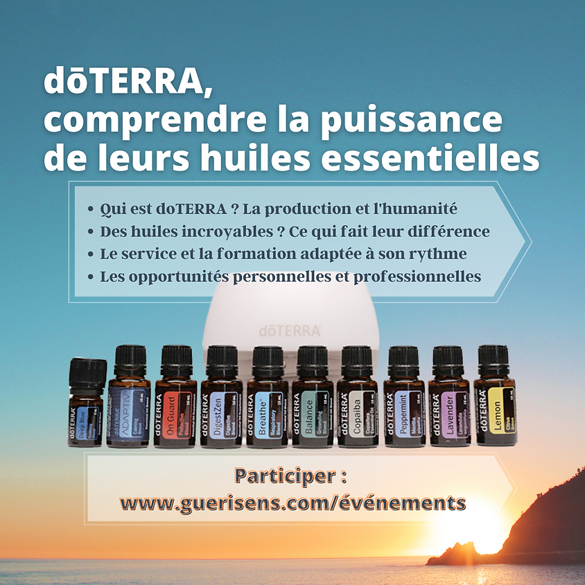 dōTERRA : Comprendre ce qui fait la différence de leurs huiles essentielles