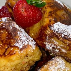 Hawaiian Roll French Toast