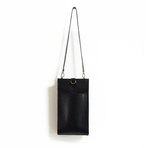 Vertical Shoulder - Black -