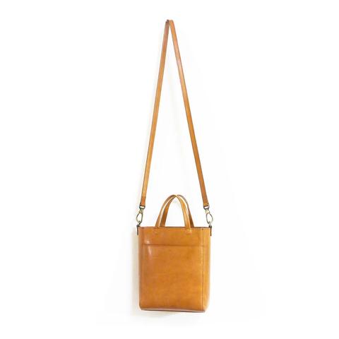 Mini tote Shoulder - Almond -