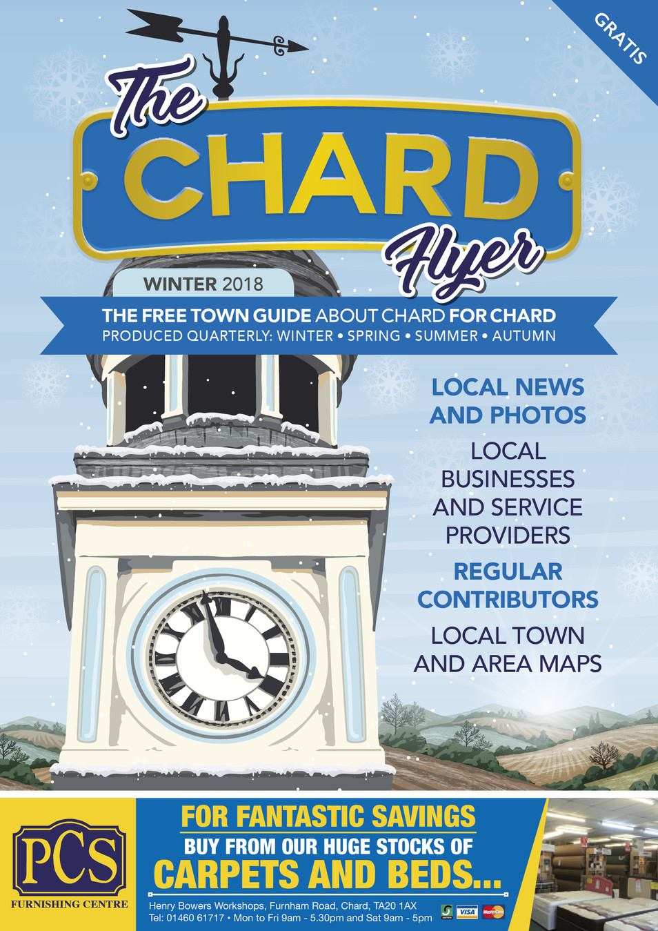 The Chard Flyer - Edition 6