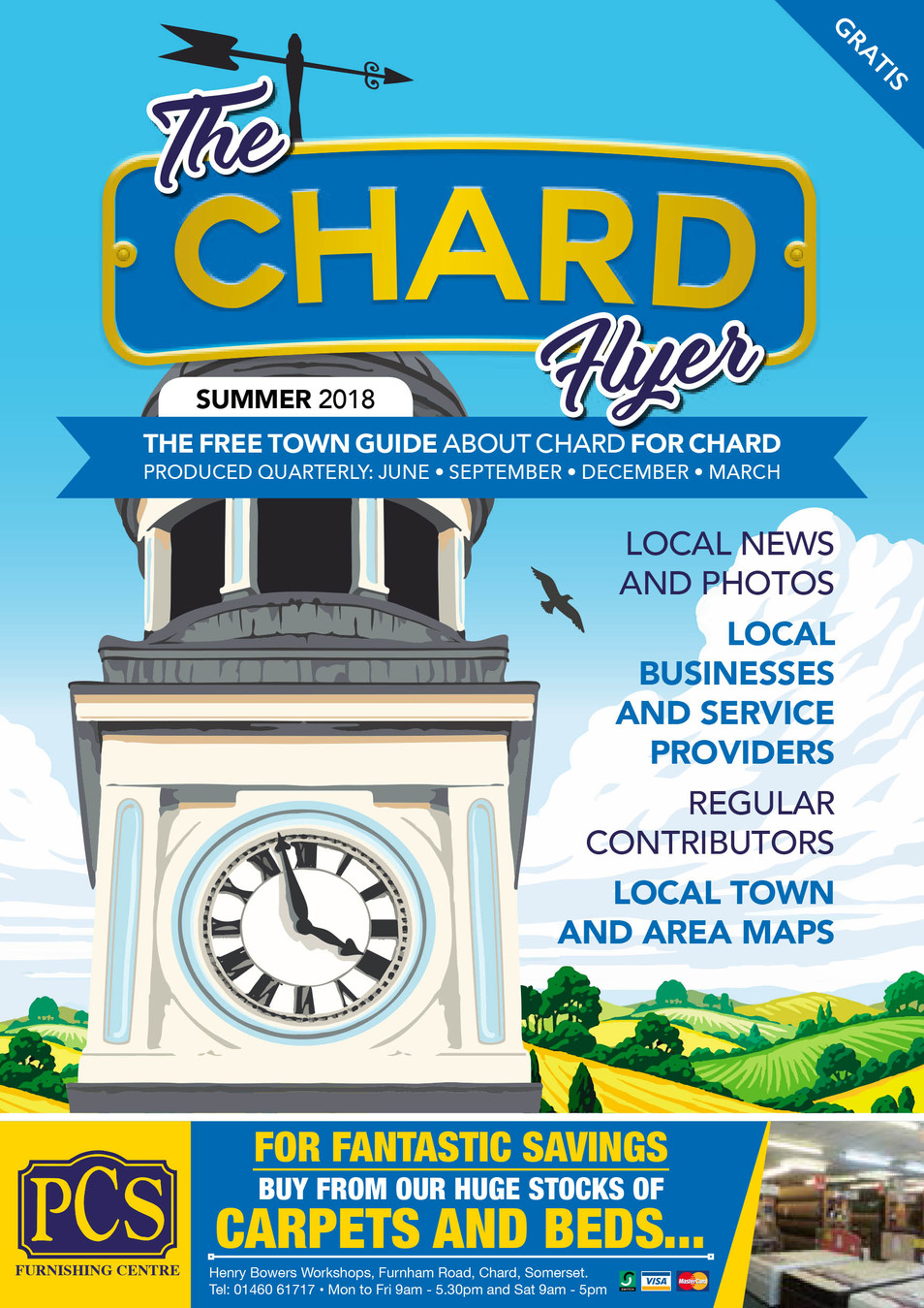 The Chard Flyer - Edition 4