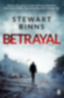 Stewart Binns latest book, Betrayal