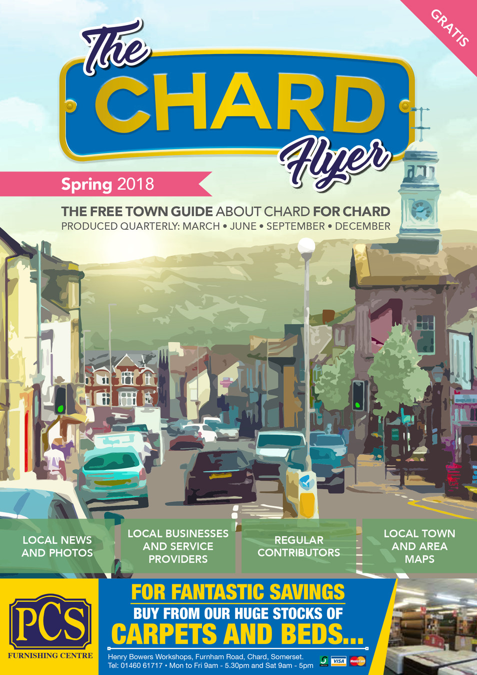 The Chard Flyer - Edition 3