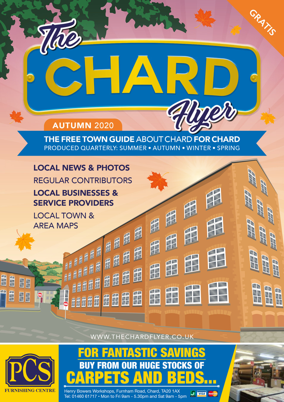 The Chard Flyer - Edition 13