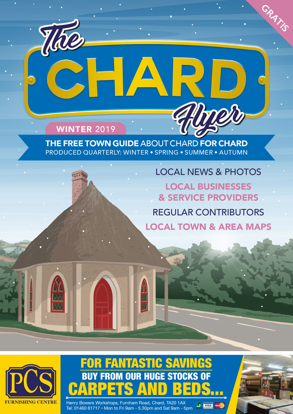 The Chard Flyer - Edition 10
