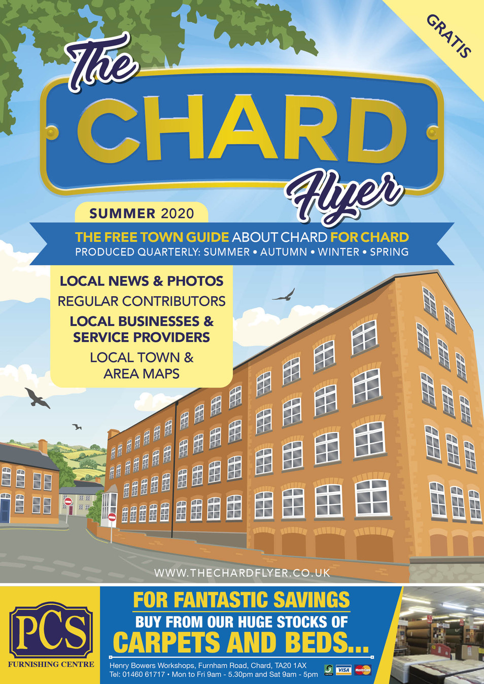 The Chard Flyer - Edition 12
