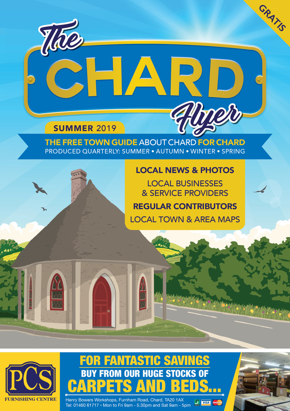 The Chard Flyer - Edition 8