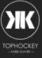 Logo KK optie 2 WIT GRIJS Century gothic