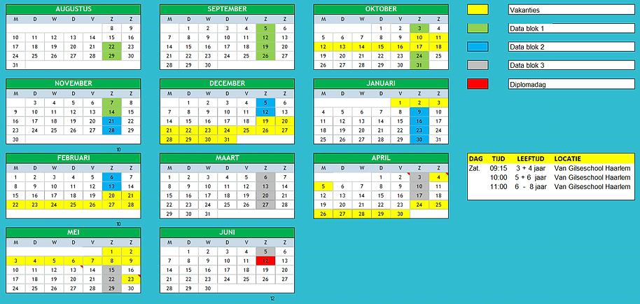 kalender en tijden 2020-2021 Haarlem.png