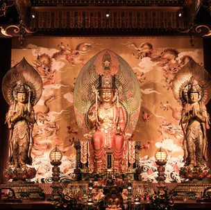 Buddha Tooth Relic Temple.